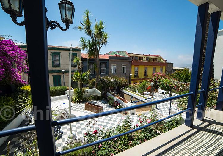 Casa Somerscales Valparaiso