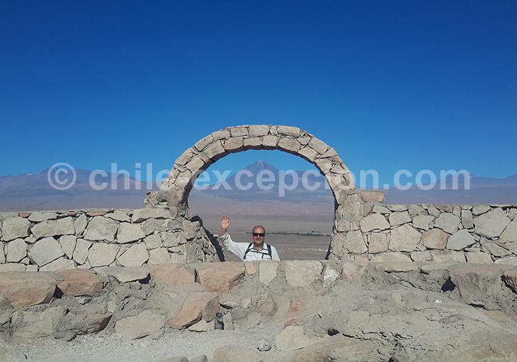 Mirador Quitor, Atacama