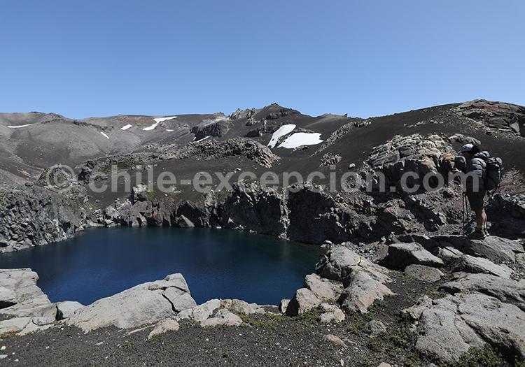 Lacs et volcans du Chili, volcan Sollipulli