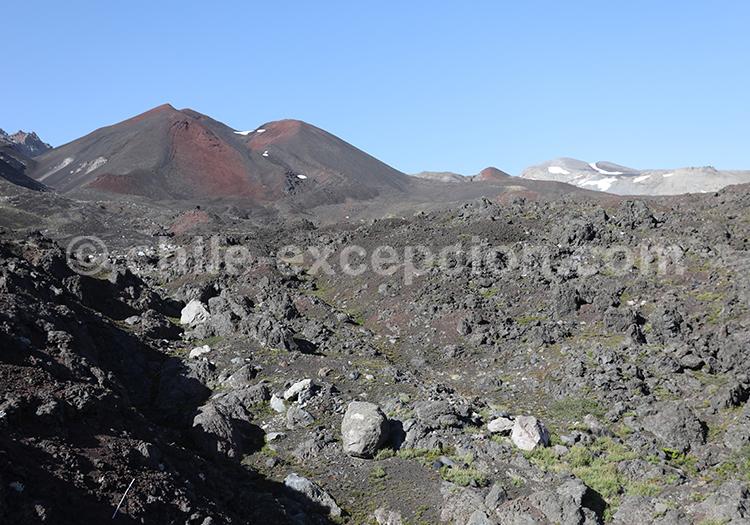 Volcan Sollipulli, Araucanie, Chili