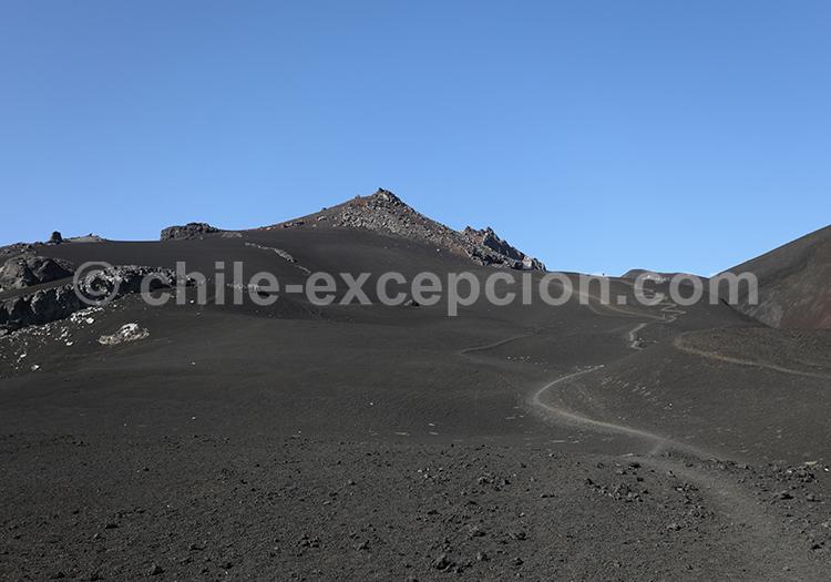 Volcan du Chili, Sollipulli, Araucanie, Chili