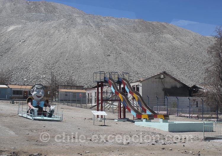 Découvrir les environs de Calama dans le Nord du Chili, mine de Chuquicamata