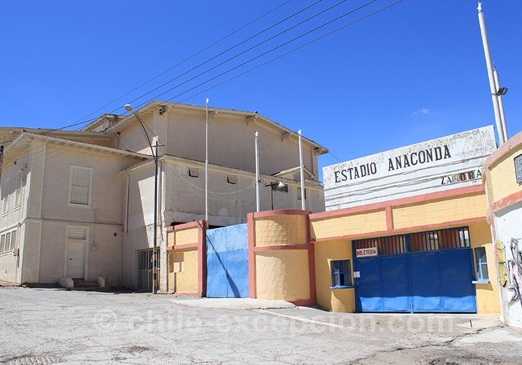 Autour de Calama et de la mine de Chuquicamata, Chili