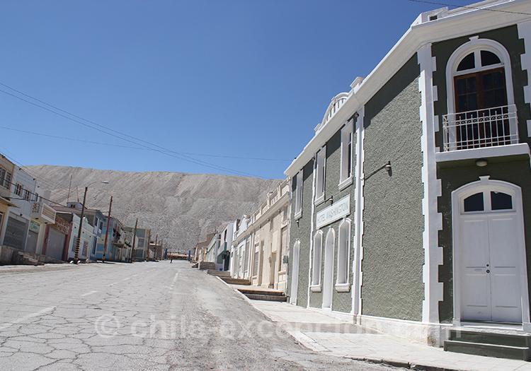 Ville de Calama, Chili