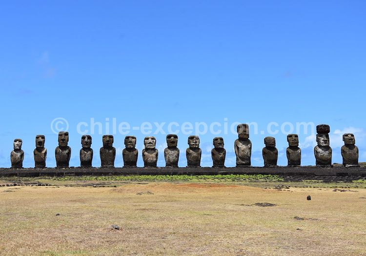île de Pâques avec Chile Excepción