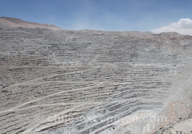 Que voir à la mine de Chuquicamata, Chili