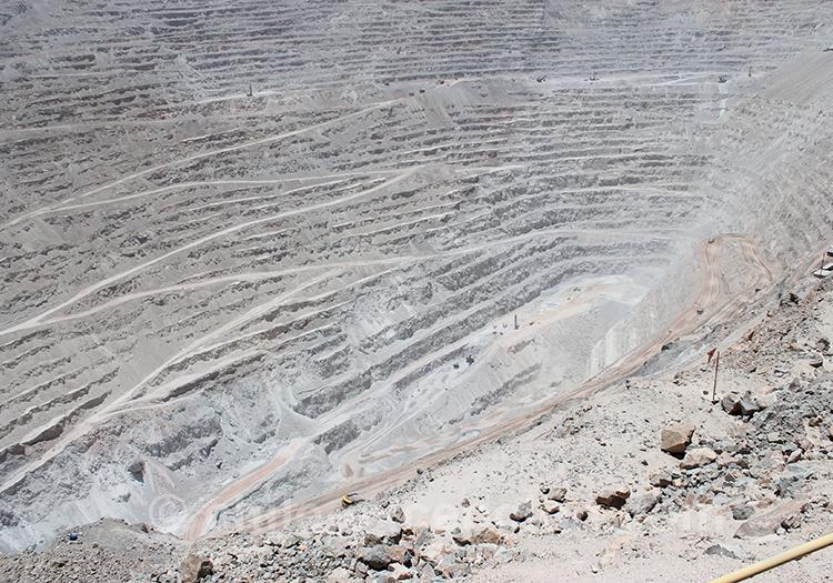 Pourquoi voir la mine de Chuquicamata au Chili