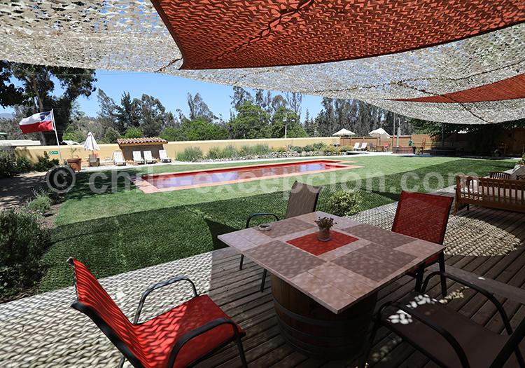 Découvrir l'hôtel BCW Boutique Casablanca, dans la région des vins au Chili