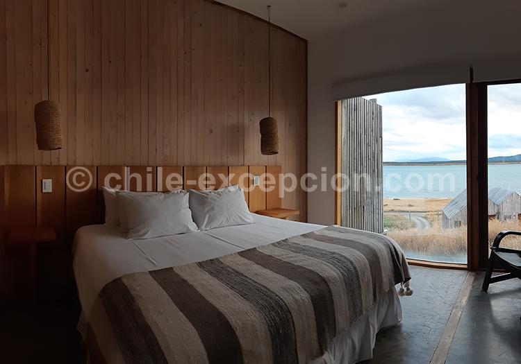 Hôtel boutique Simple Patagonia, Puerto Natales, Chili avec l'agence de voyage Chile Excepción