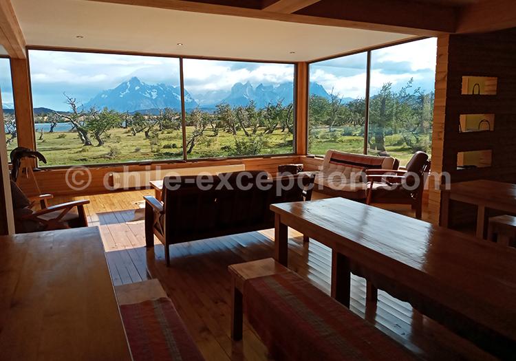 Où dormir à Torres del Paine, Hôtel Pampa lodge, Chili avec l'agence de voyage Paraguay Excepción