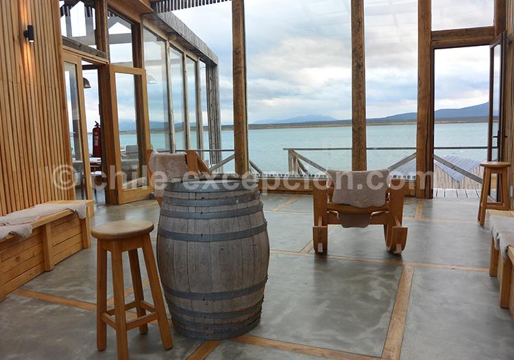 Hôtel de Patagonie au Chili, Puerto Natales : Hôtel boutique Simple Patagonia avec l'agence de voyage Chile Excepción