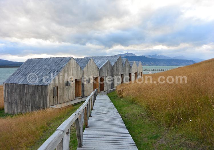 Où dormir à Puerto Natales au Chili : Hôtel boutique Simple Patagonia avec l'agence de voyage Chile Excepción
