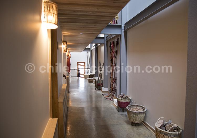 Hotel tout confort, Vendaval, Puerto Natales, Chili avec l'agence de voyage Chile Excepción