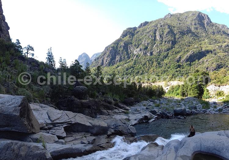 Réserve nationale Ñuble, une réserve incroyable du centre du Chili avec l