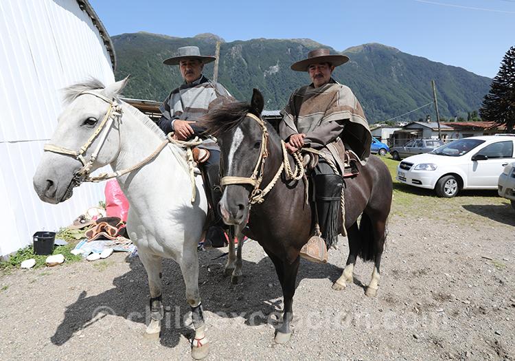 Huasos chiliens, tradition et culture