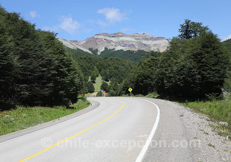 Carretera Australe, Patagonie chilienne