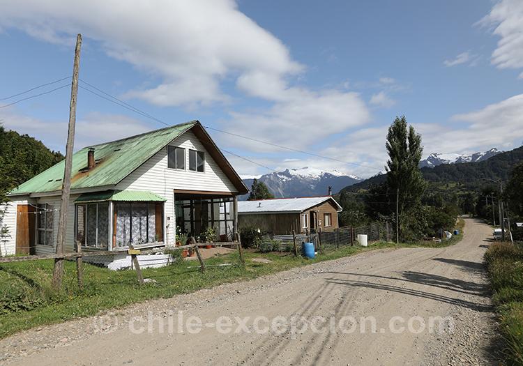 Que voir à Puerto Chacabuco, Patagonie australe, Chili