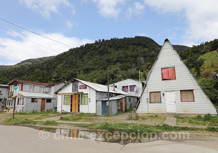 Visiter Puerto Chacabuco, village sur le lac San Rafael, Patagonie australe, Chili