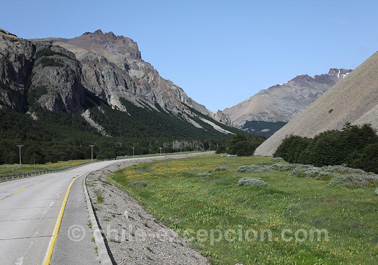 Ruta 7, fameuse route du Chili