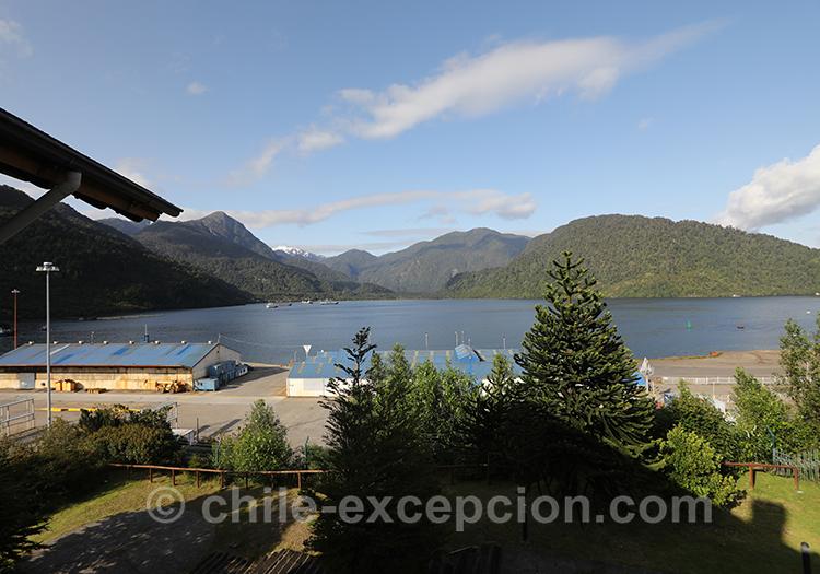 Que voir à Puerto Chacabuco, Chili