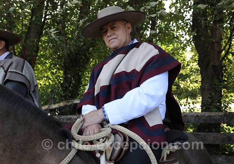 Huasos, les gauchos du Chili