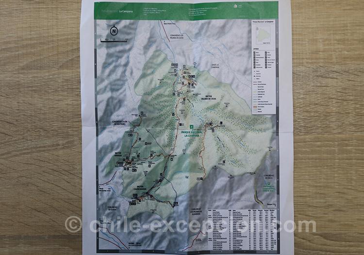Quel parc national visiter au Chili : La Campana