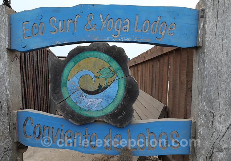 Surf et yoga lodge, Pichilemu