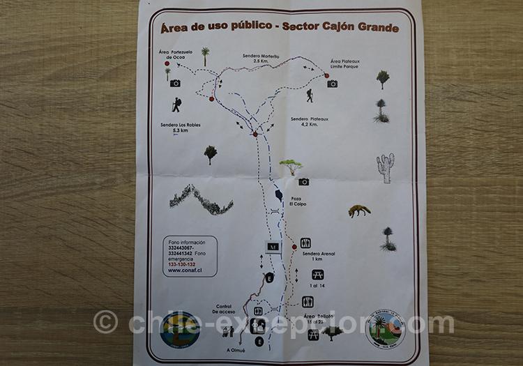 Parcs nationaux du Chili, région centre, La Campana