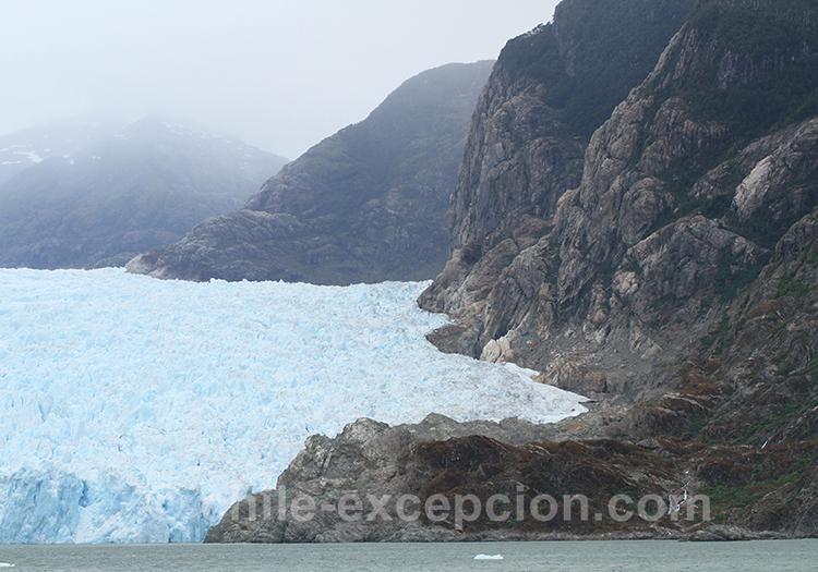 Excursion sur les glaciers de la Patagonie australe au Chili