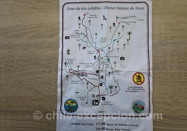 Visiter la région centre du Chili et son parc national La Campana