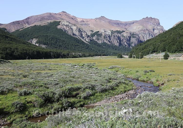 Partir au Chili et voir le parc national Cerro Castillo