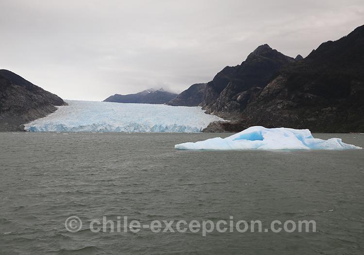 Que voir à l'excursion sur le lac San Rafael, Chili