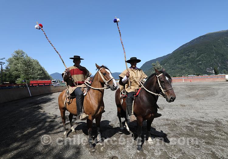 Partir au Chili à la rencontre des huasos
