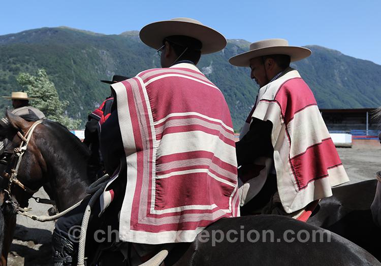 Se rendre au Chili pour voir des huasos