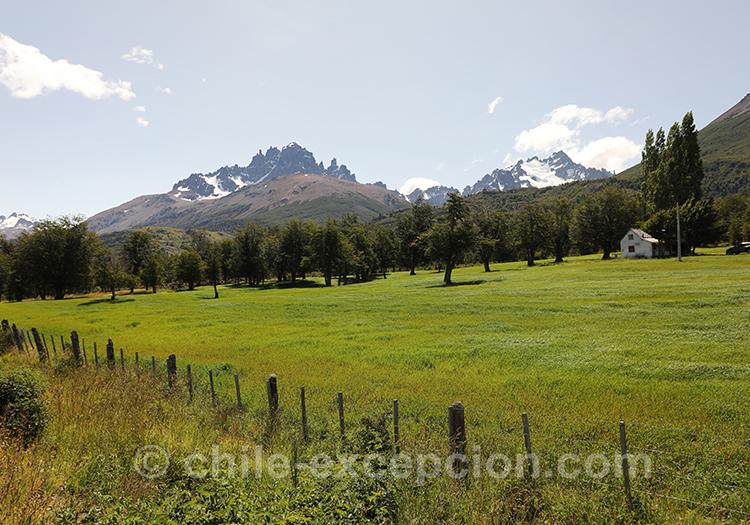 Comment aller au Cerro Castillo