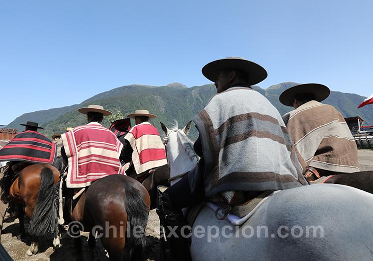 Evénement huasos au Chili avec l'agence de voyage Chile Excecpión