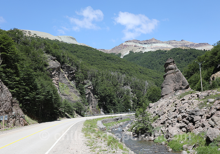 Route Australe, Chili