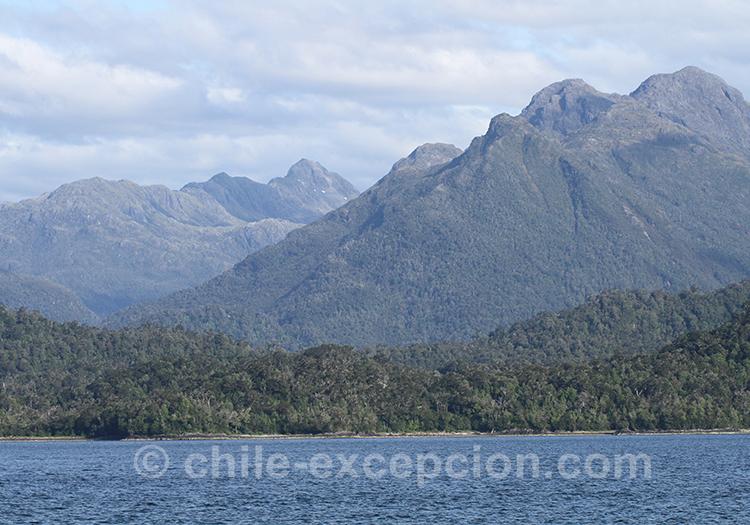 Visiter la Patagonie australe chilienne et naviguer sur le lac San Rafael