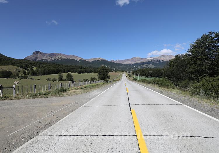 Comment se rendre au parc national du Cerro Castillo, Chili
