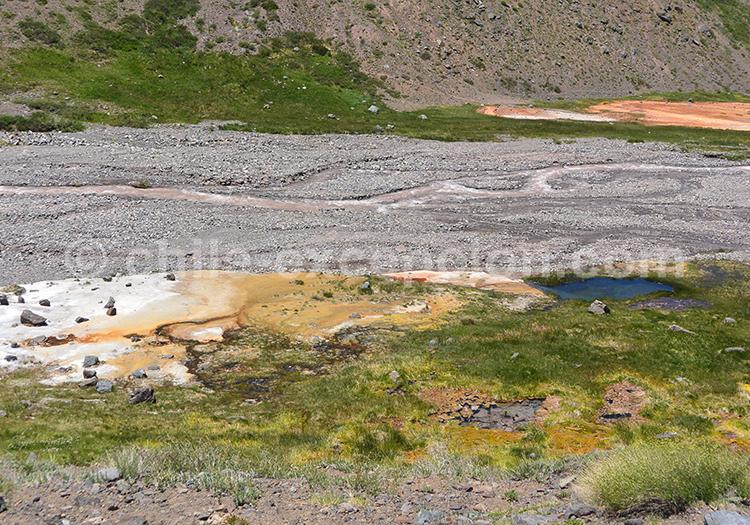 Que voir dans le centre du Chili, El Morado, monument naturel