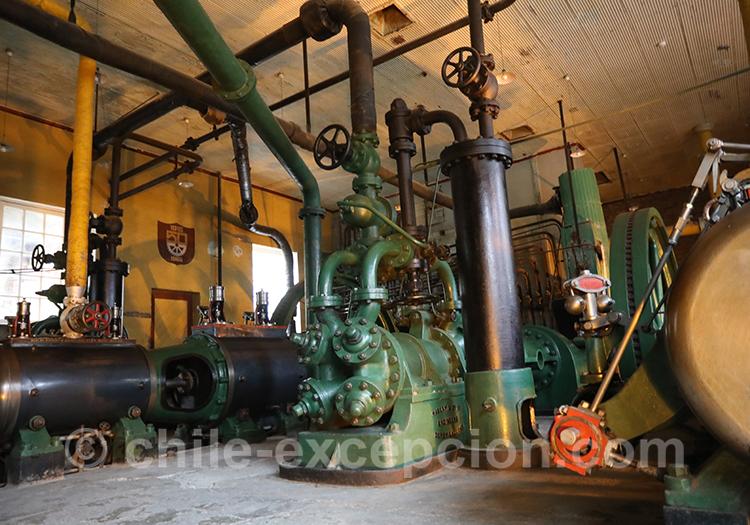 Que voir au musée historique Frigorifico avec l'agence de voyage Chile Excepción