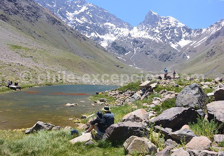 Découvrir le centre du Chili, monument naturel El Morado