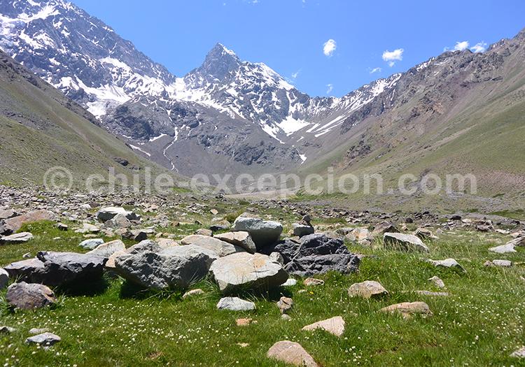 Que voir dans la région centre du Chili : El morado