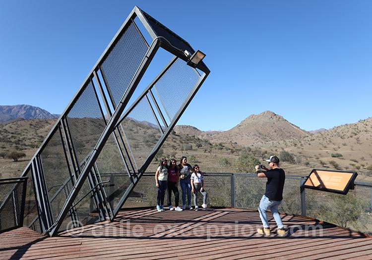 Tourisme à Chacabuco, Chili
