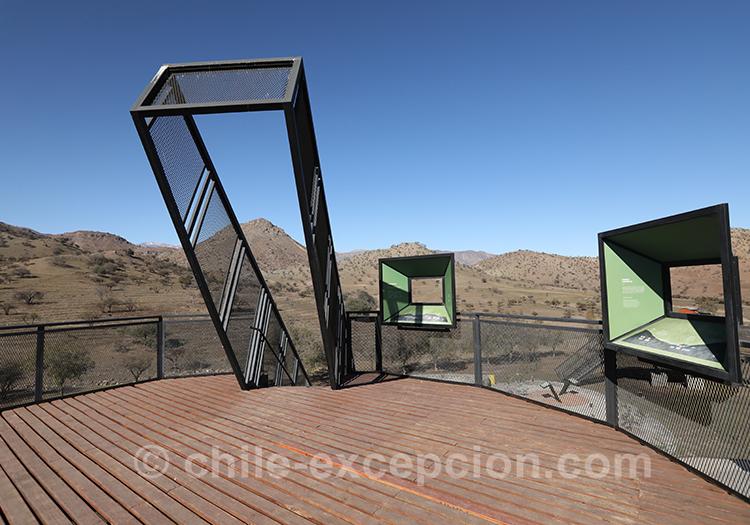 Visiter le mirador de la bataille de Chacabuco, Chili