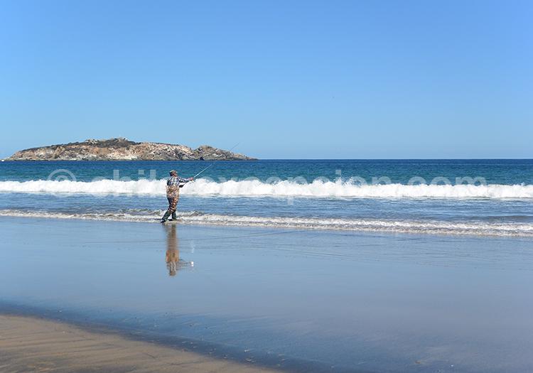 Où aller à la plage au Chili : Pichidangui, station balnéaire du Chili