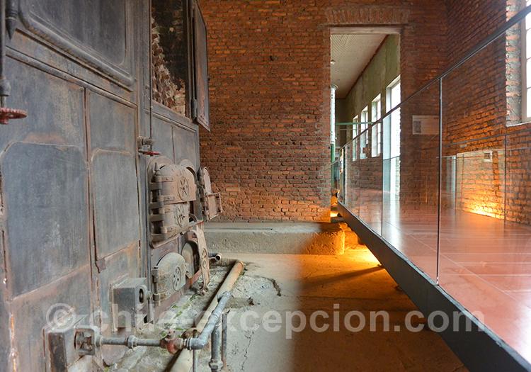 Magnifique musée historique frigorifico, Chili