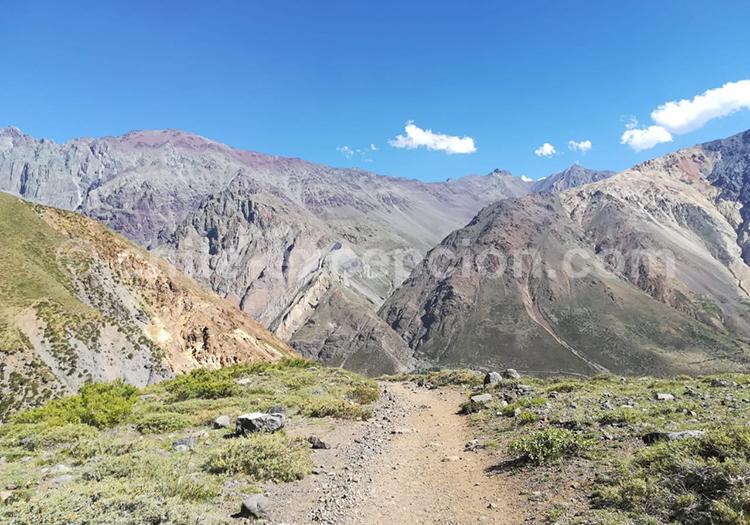 Visiter el Morado, monument naturel du centre du Chili