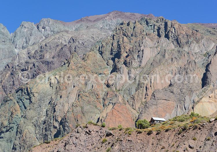 Monument naturel du centre du Chili : El Morado