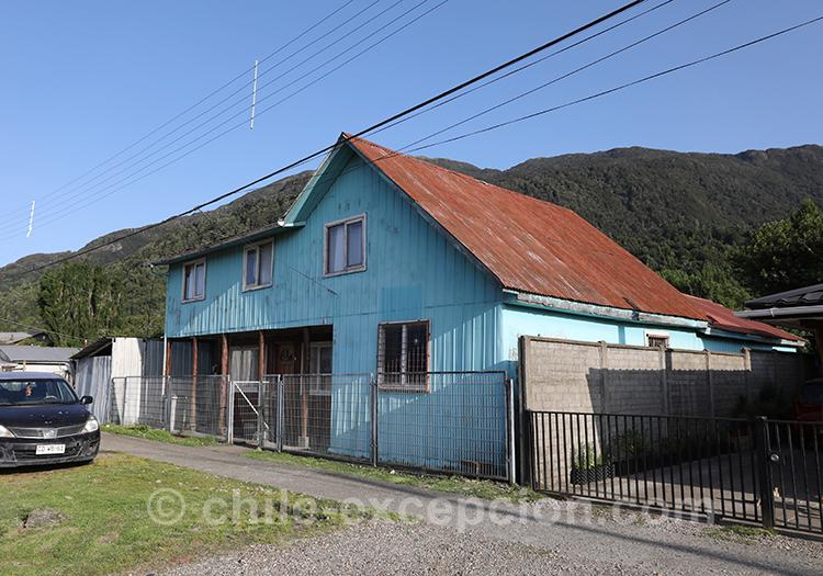 Se promener dans Puerto Chacabuco, Chili